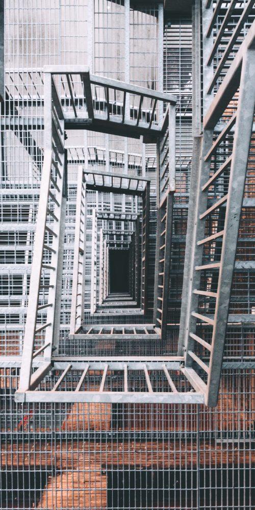 Iteration stairwell